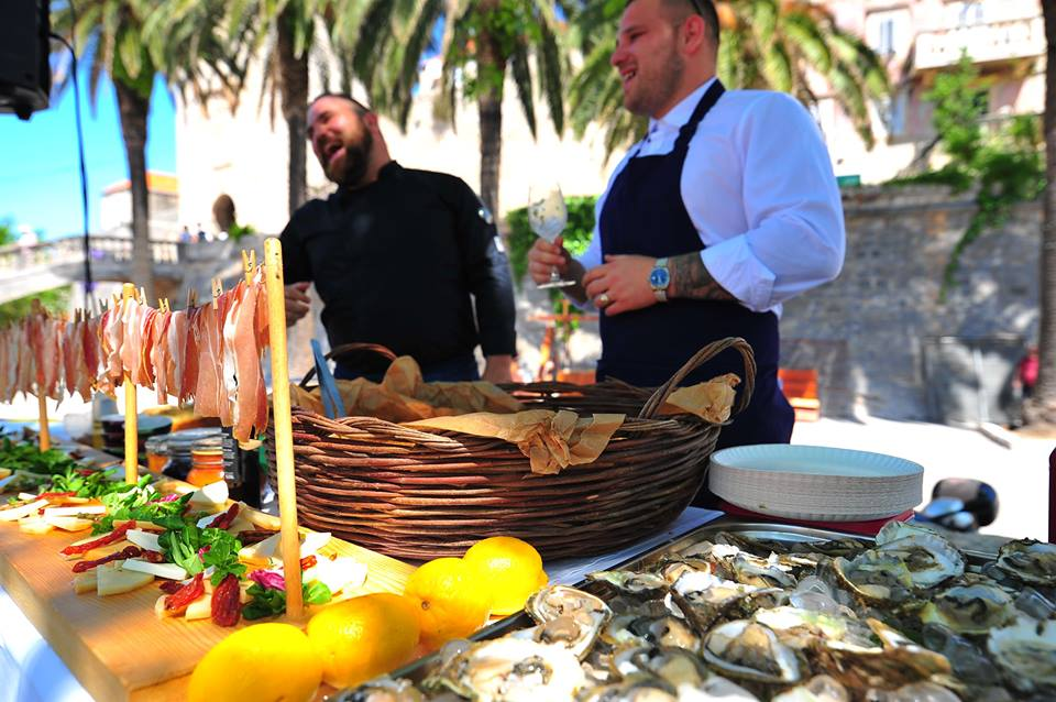 Photo credit: Korčula Spring Food & Wine Festival)